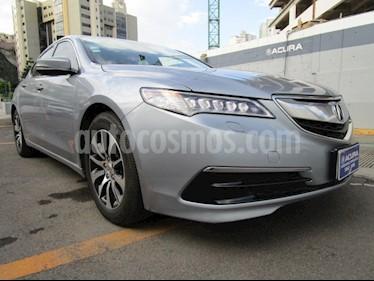Foto venta Auto Seminuevo Acura TLX Tech (2015) color Plata Ariane precio $295,000