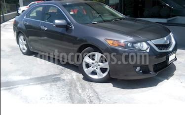 Foto venta Auto usado Acura TSX 2.4L (2009) color Gris precio $117,000
