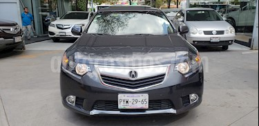 Foto venta Auto Seminuevo Acura TSX 2.4L (2013) color Grafito precio $216,000