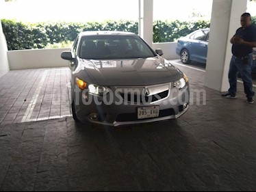 Foto venta Auto usado Acura TSX 2.4L (2011) color Plata precio $185,000