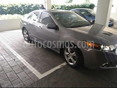 Foto venta Auto Seminuevo Acura TSX 2.4L (2011) color Plata precio $185,000