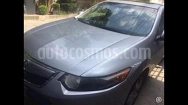 Acura TSX 2.4L usado (2012) color Plata precio $200,000