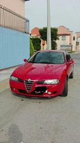 Foto venta Auto Usado Alfa Romeo 156 2.0L Selespeed Paq. A (2004) color Rojo Scarlet precio $60,000