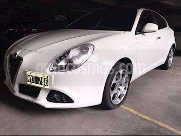 Foto venta Auto usado Alfa Romeo Giulietta 1.4 Tbi MultiAir DDCT Distinctive TC (170hp) (2013) color Blanco precio $540.000