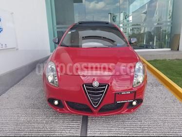 Foto venta Auto Usado Alfa Romeo Giulietta Quadrifoglio Verde (2016) color Rojo precio $363,500