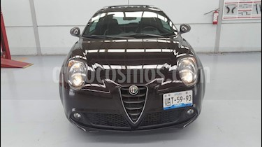 Foto venta Auto Usado Alfa Romeo MiTo Quadrifoglio Verde (2015) color Negro Ebony precio $249,000