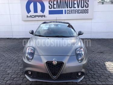 Foto venta Auto Seminuevo Alfa Romeo MiTo Veloce (2017) color Gris precio $335,000