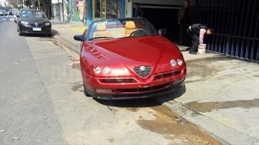 Foto venta Auto Usado Alfa Romeo Spider 3.0 V6 12v (1997) color Bordo precio u$s29.500