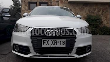 Foto venta Auto Usado Audi A1 1.4L TFSI Sportback S-tronic (2013) color Blanco precio $8.600.000