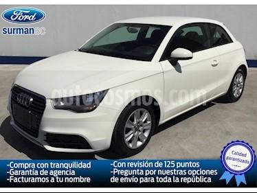 Foto venta Auto Seminuevo Audi A1 Cool (2014) color Blanco precio $180,000