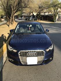 Foto venta Auto usado Audi A1 Ego S-Tronic (2014) color Azul precio $235,000