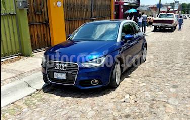 Foto venta Auto Seminuevo Audi A1 Ego S-Tronic (2014) color Azul Scuba precio $205,000