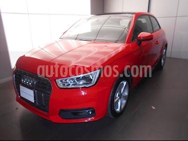 Foto venta Auto Usado Audi A1 Ego S-Tronic (2017) color Rojo Misano precio $335,000