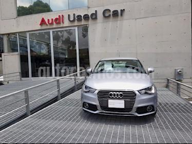 Foto venta Auto Usado Audi A1 Ego S Tronic (2015) color Plata precio $265,000