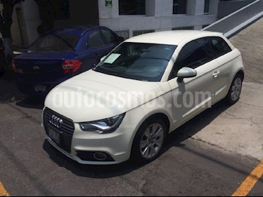 Foto venta Auto Usado Audi A1 Ego S Tronic (2014) color Blanco precio $229,900