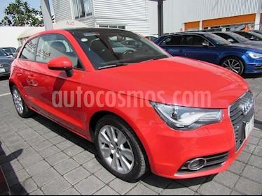 Foto venta Auto Usado Audi A1 Ego S Tronic (2015) color Rojo precio $245,000