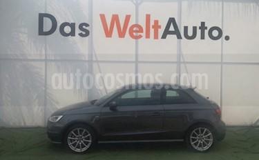 Foto venta Auto Usado Audi A1 S- Line S-Tronic (2017) color Gris precio $390,000