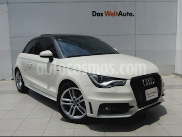 Foto venta Auto Usado Audi A1 S- Line S-Tronic (2012) color Blanco Amalfi precio $198,000