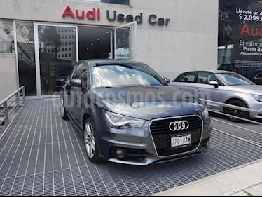 Foto venta Auto Usado Audi A1 S- Line S-Tronic (2015) color Gris precio $310,000