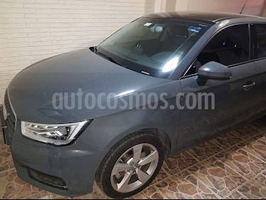 Foto venta Auto usado Audi A1 Sportback Ego S-Tronic (2016) color Gris Niebla precio $310,000