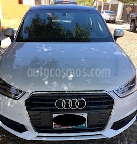 Audi A1 Sportback Ego S-Tronic usado (2016) color Blanco precio $285,000