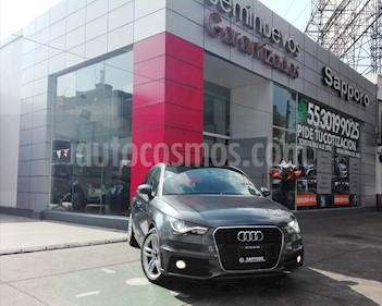 Foto venta Auto Usado Audi A1 Sportback S- Line S-Tronic (2015) color Grafito precio $320,000