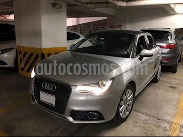 Foto Audi A1 Sportback S- Line S-Tronic usado (2013) color Plata Metalizado precio $202,000