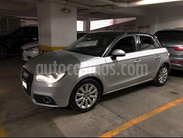 Foto venta Auto Seminuevo Audi A1 Sportback S- Line S-Tronic (2013) color Plata Metalizado precio $202,000