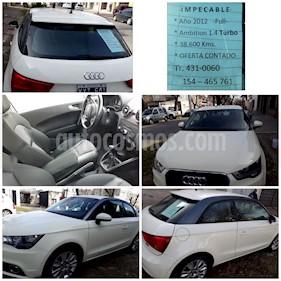 Foto venta Auto usado Audi A1 Sportback T FSI Ambition S-tronic (2012) color Blanco Glaciar precio $365.000
