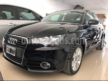 Foto venta Auto Usado Audi A1 TSFI (2013) color Negro precio $650.000
