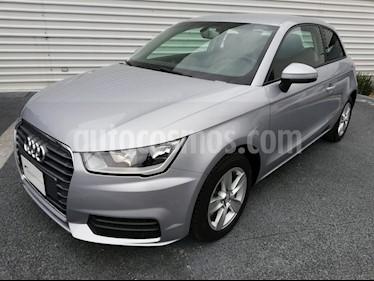 Foto venta Auto Usado Audi A1 Urban S-Tronic (2018) color Plata Metalizado precio $325,000