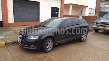 Foto venta Auto Usado Audi A3 1.4 T FSI S-tronic (2011) color Negro