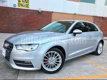 Foto venta Auto Usado Audi A3 1.4L Ambiente Aut (2015) color Plata Hielo precio $234,000
