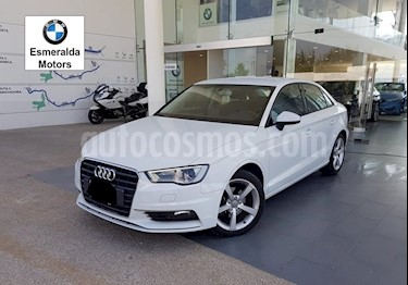 Foto venta Auto Seminuevo Audi A3 1.4L Ambiente Aut (2016) color Blanco Glaciar precio $310,000