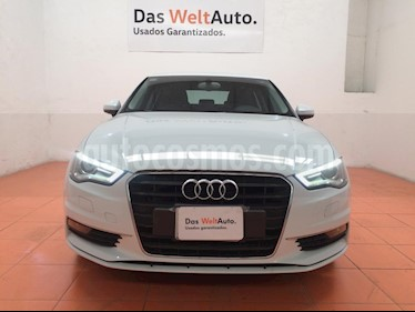 Foto venta Auto Seminuevo Audi A3 1.4L Ambiente Aut (2015) color Blanco Glaciar precio $275,000