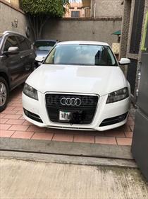 Foto venta Auto usado Audi A3 1.4L Ambiente Plus S-Tronic (2012) color Blanco Ibis precio $158,000