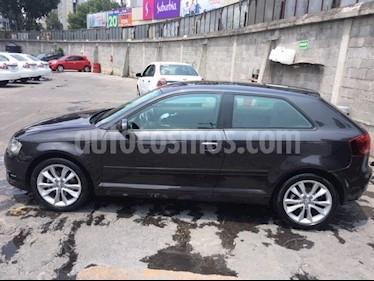 Foto venta Auto usado Audi A3 1.4L Attraction Aut (2011) color Gris Monolito precio $180,000