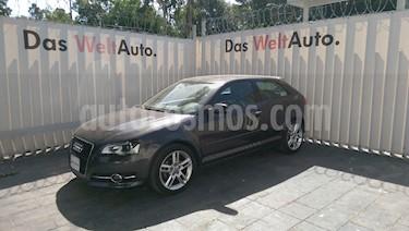 Foto venta Auto Seminuevo Audi A3 1.4L Attraction Aut (2012) color Gris Lava precio $189,999