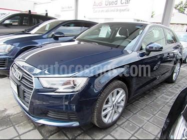 Foto venta Auto Seminuevo Audi A3 1.4L Dynamic Aut (2017) color Azul precio $310,000