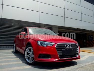 Foto venta Auto Seminuevo Audi A3 1.4L Dynamic Aut (2018) color Rojo precio $395,000