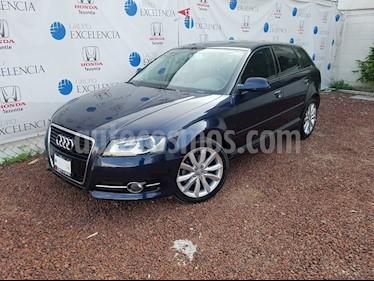 Foto venta Auto Seminuevo Audi A3 1.4L Sportback Ambiente Plus (2013) color Azul precio $195,000