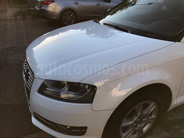 Foto venta Auto usado Audi A3 1.4L TFSI S-tronic  (2012) color Blanco Ibis precio $7.950.000