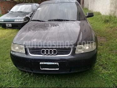 Foto venta Auto usado Audi A3 1.6 3P (2002) color Negro precio $155.000