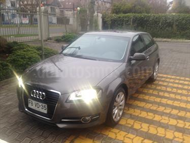 Foto venta Auto usado Audi A3 1.6 Sportback (2013) color Gris Dakota precio $11.600.000