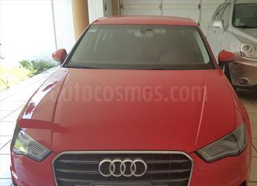 Foto venta Auto usado Audi A3 1.8L Ambiente Aut (2014) color Rojo Misano precio $285,000