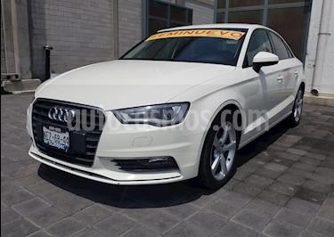 Foto venta Auto Usado Audi A3 1.8L Ambiente Aut (2014) color Blanco Glaciar precio $280,000