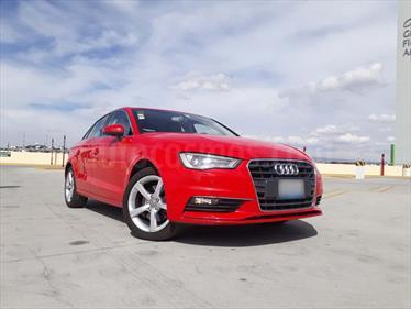 Foto venta Auto usado Audi A3 1.8L Attraction Aut (2014) color Rojo Misano precio $285,000