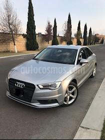 Foto venta Auto Seminuevo Audi A3 1.8L Attraction Aut (2015) color Plata Hielo precio $300,000
