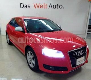 Foto venta Auto Usado Audi A3 1.8L Attraction Aut (2009) color Rojo precio $138,000