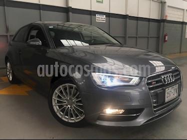 Foto venta Auto Seminuevo Audi A3 1.8L Attraction Plus Aut (2014) color Gris precio $230,000